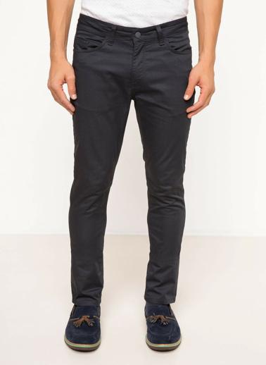 DeFacto Slim Fit 5 Cep Pantolon Antrasit